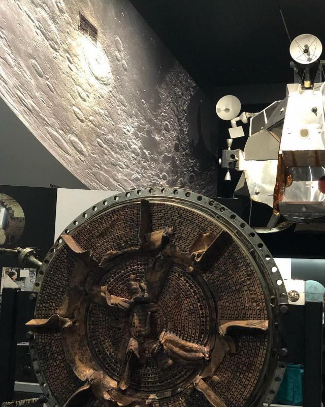 Destination Moon:Apollo 11 Mission opens to the public on April 13th