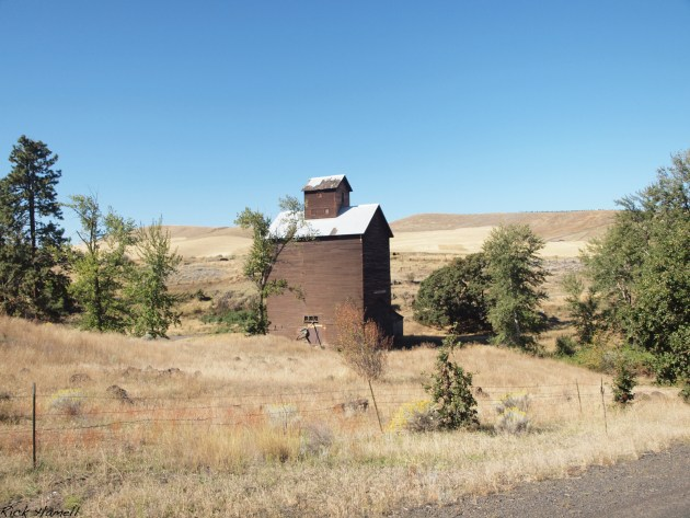 Ghost Town of Boyd, Oregon