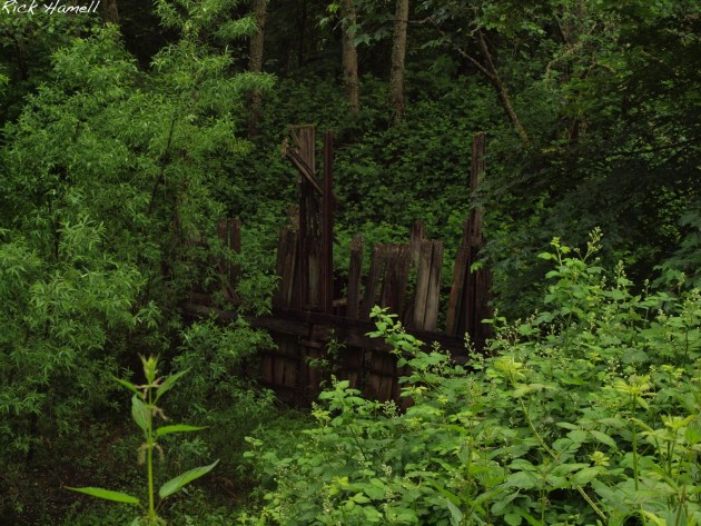 Bridal Veil Ruins