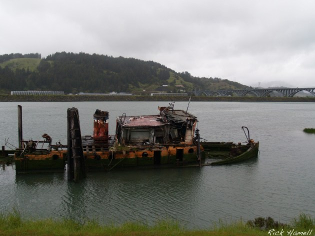 Shipwreck Mary D. Hume