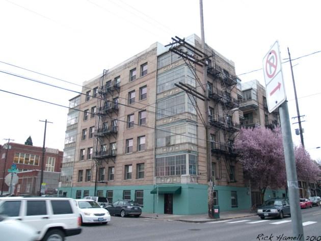 St. Frances Apartments