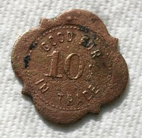 Token from Westfall 1 reverse