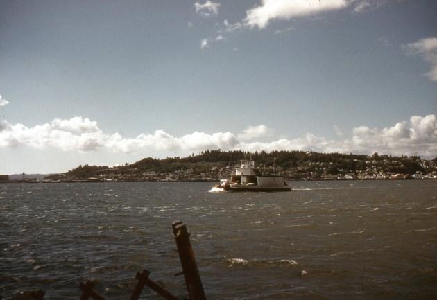 Astoria Megler Ferry