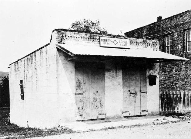 Masonic Hall No 98 in 1925