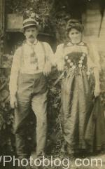 Henry and Anna Anderegg