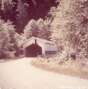 Deadwood Covered Bridge