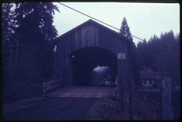 Chitwood #2 Covered Bridge