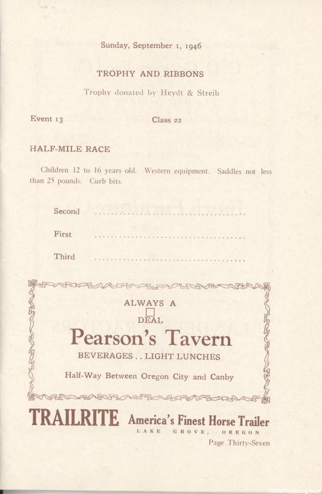Pearson's Tavern