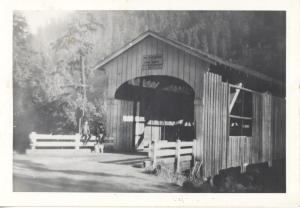 Hemlock Covered Bridge