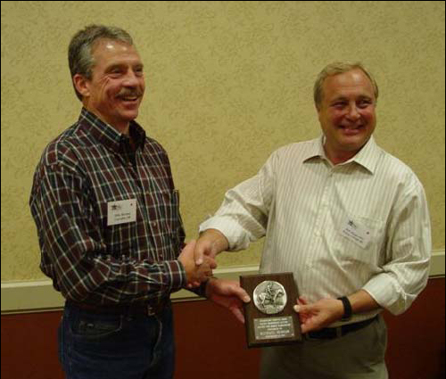 2006 Exemplary Award - Michael Borman