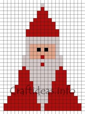 perler_beads_santa_claus