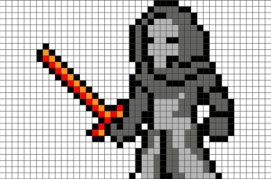 star-wars-kylo-ren-pixel-art-pixel-art-star-wars-kylo-ren-force-warrior-ben-solo-jedi-killer-pixel-8bit