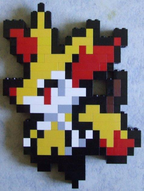 braixen___pokemon__lego_pixel_art__by_infinitefiregamer-da6g0yi