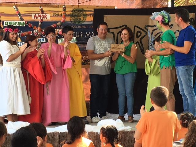 C.E.I.P. Salesianos de Huelva inaugura un nuevo curso de Poblado Tartésico