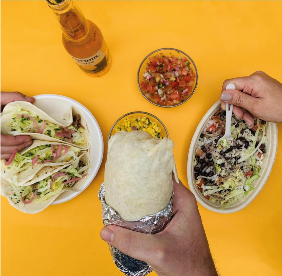 Tacos, Burrito, Bowl, Salsa, Maíz, Corona Cerveza