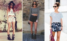 look-com-cropped-top-short