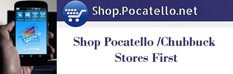Pocatello.net Shop Pocatello logo
