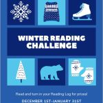 Portneuf District Library Winter Reading Challenge