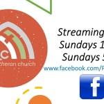 Faith Lutheran Streaming