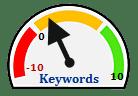 keyword algorithm dials