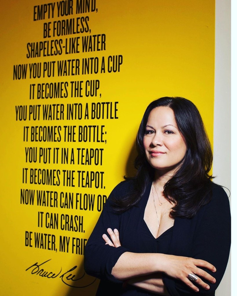 Bruce Lee's Daughter Shannon Lee Interview
