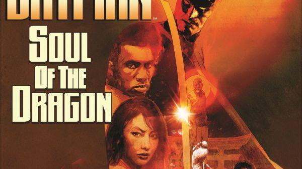 Batman: Soul of the Dragon 4K Art