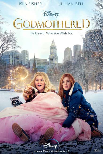 Godmothered Poster Credit: Disney