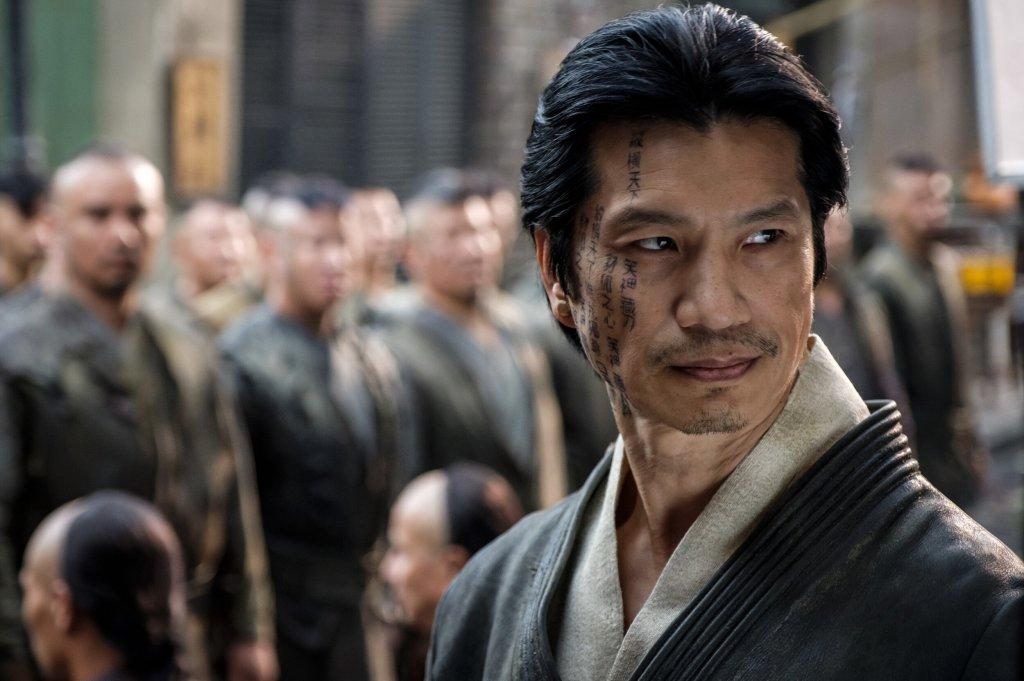 Dustin Nguyen as Zing in Warrior