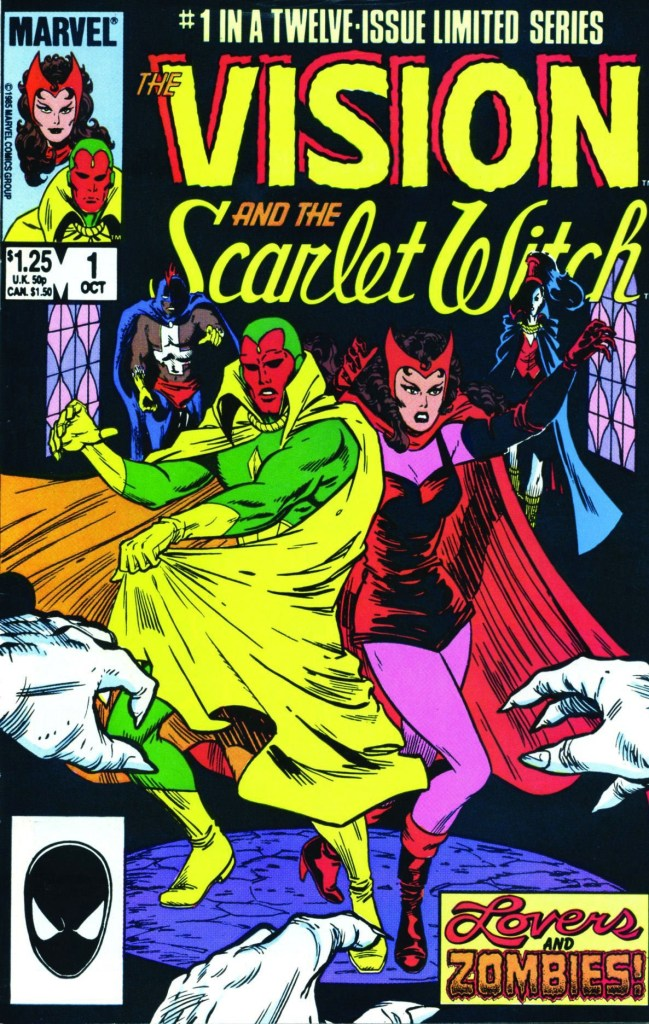 The Vision and the Scarlet Witch, Volume 2, #1