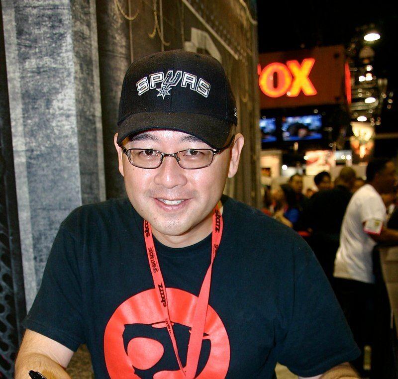 Sam Liu: Director of Batman: Soul of The Dragon