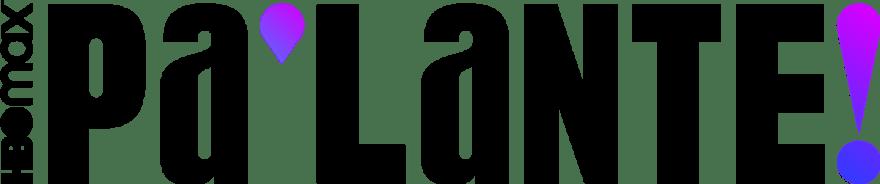 HBO Max Pa'lante logo