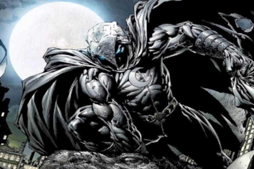 Moon Knight from Marvel Comics