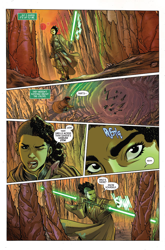 Star Wars: The High Republic Preview Page