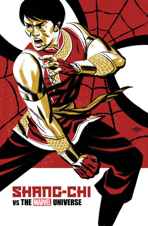Shang-Chi #1 Variant Cover by Michael Cho