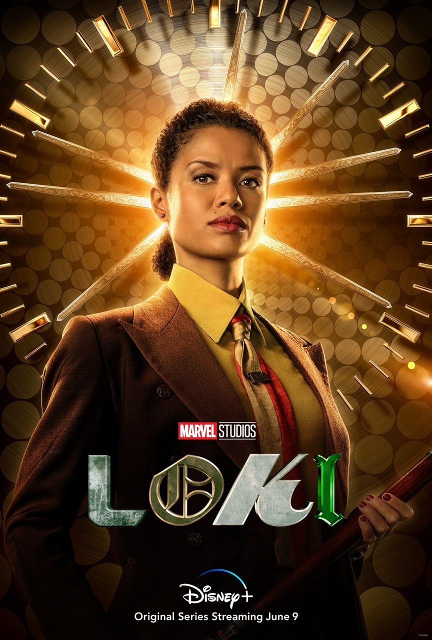 Gugu Mbatha-Raw as Ravonna Lexus Renslayer in Marvel Studios' Loki