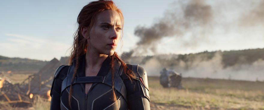 Marvel Studios' BLACK WIDOW..Black Widow/Natasha Romanoff (Scarlett Johansson)..Photo: Film Frame..©Marvel Studios 2020