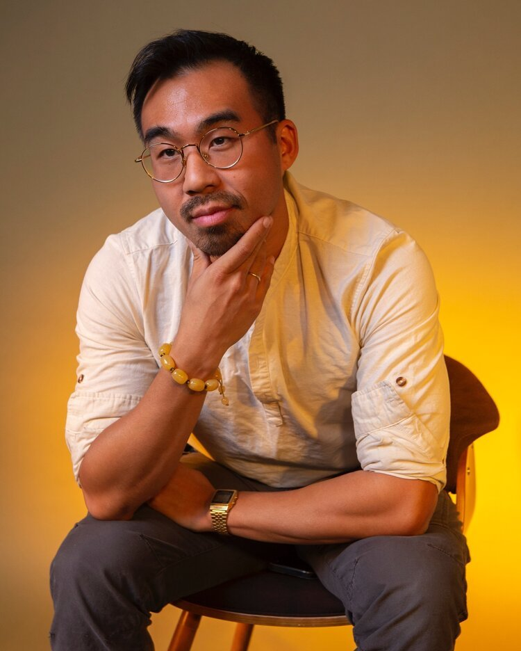 CAPE Animation Directors Accelerator Co-Chair Justinian Huang (VP, Creative, Sony Pictures Animation) Credit: Ben Yi