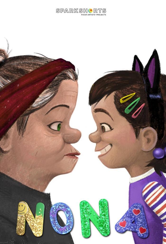 Key Art for Disney Pixar's Nona