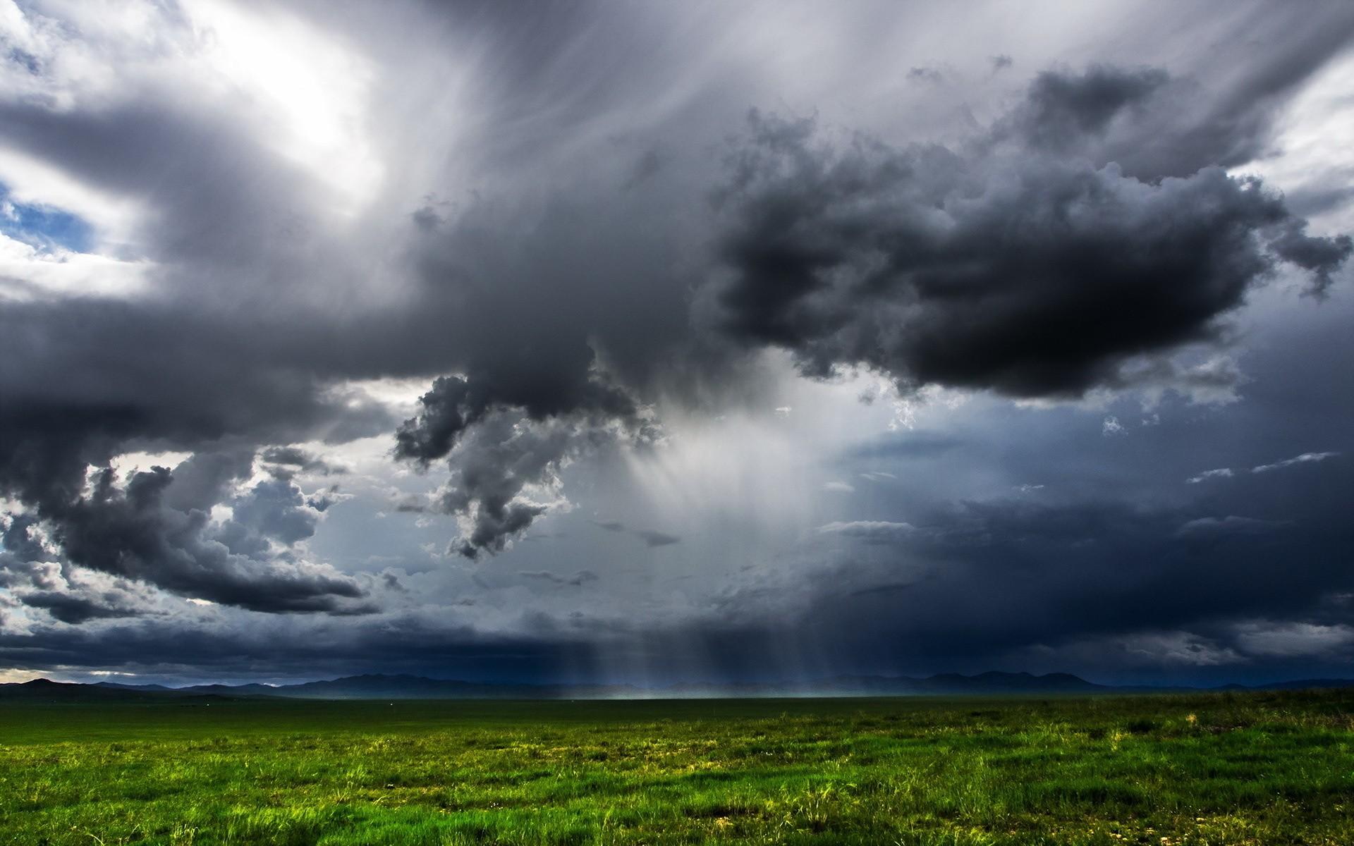 Βροχερό σύννεφο