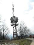 месност Градище, телевизионна кула - Габрово