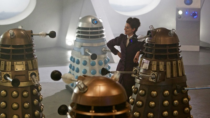 Review | Doctor Who 9×02: The Witch's Familiar