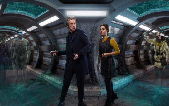 Review | Doctor Who 9x03: Under the lake