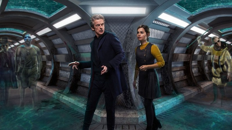 Review | Doctor Who 9×03: Under the lake