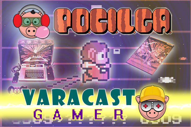 Varacast (001) – A Nostalgia Gamer