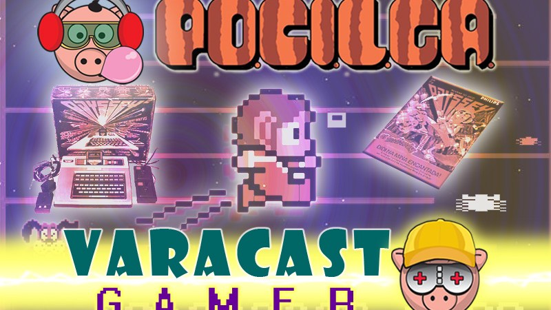 Varacast - A Nostalgia Gamer