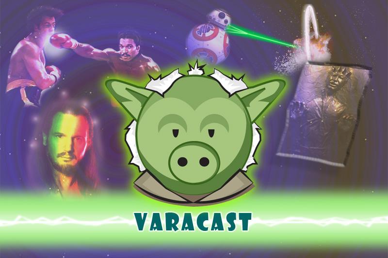 Varacast (002) – Zueira Wars