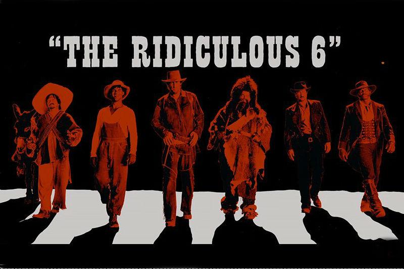 Crítica   The Ridiculous 6
