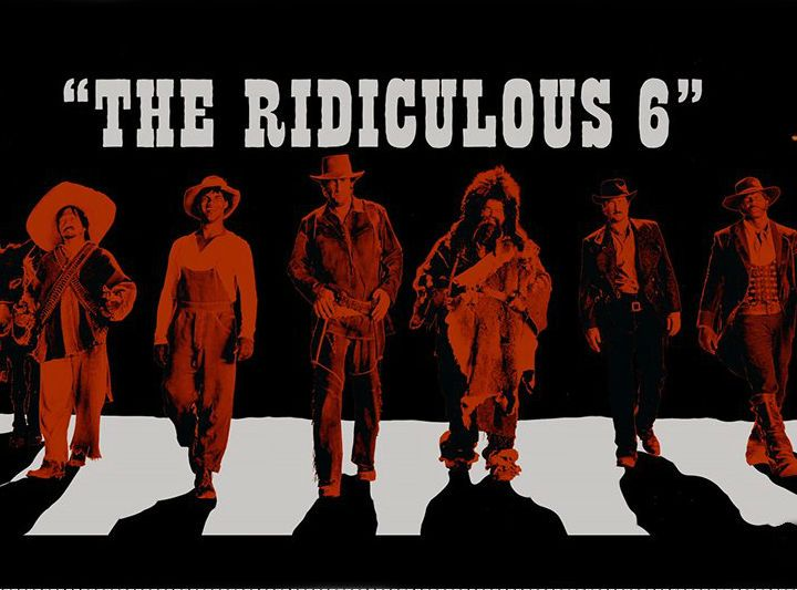 Crítica | The Ridiculous 6