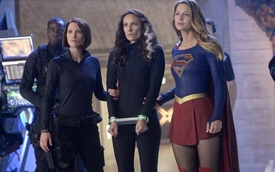 Review   Supergirl - 1x09: Blood Bonds