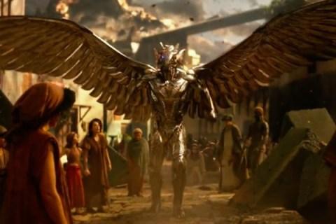Deuses do Egito - 004